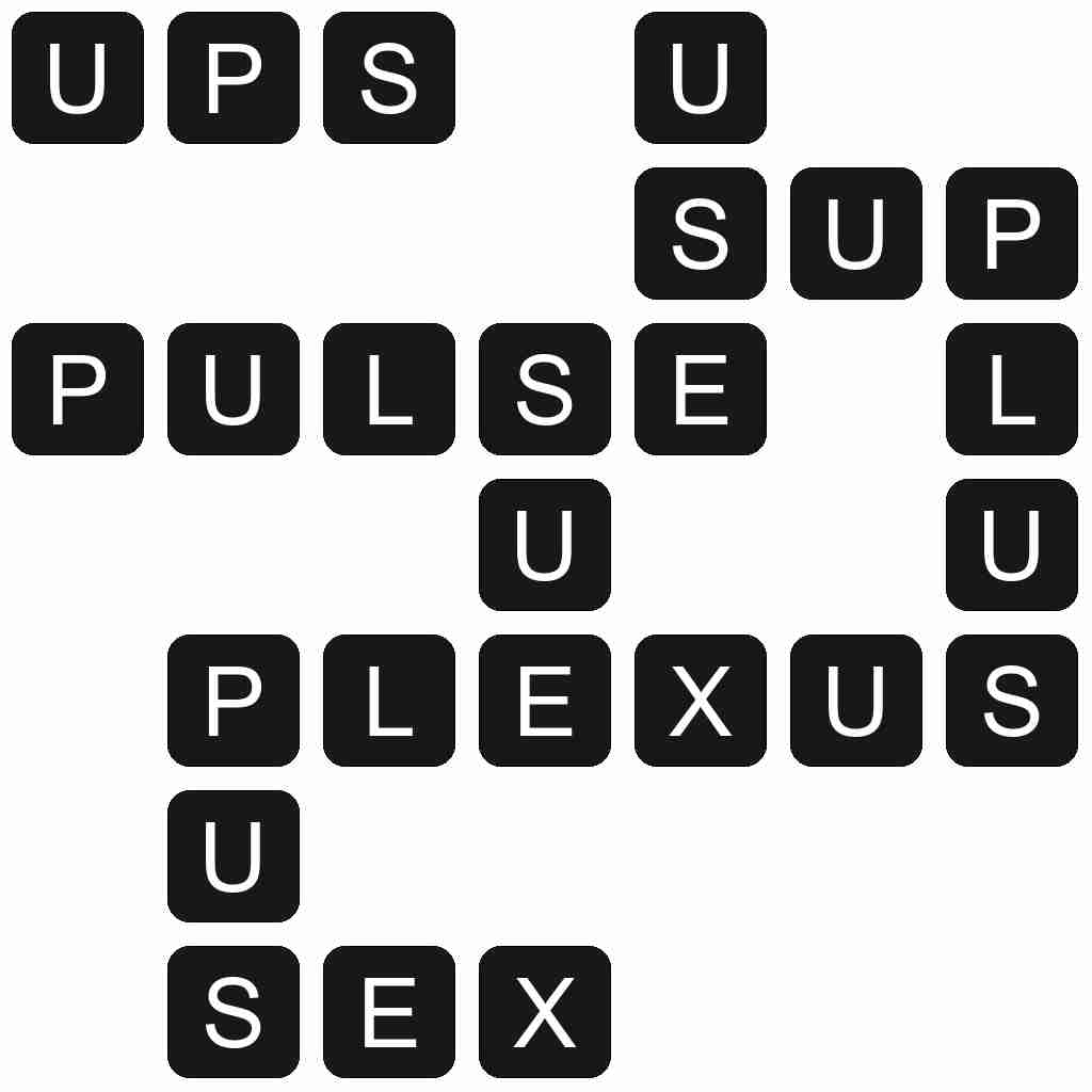 Wordscapes level 4185 answers