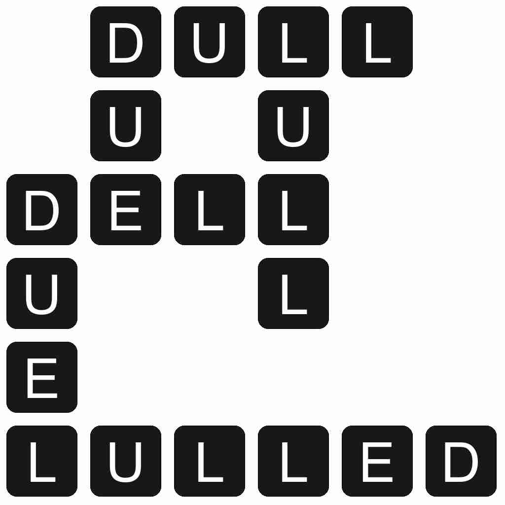 Wordscapes level 4187 answers