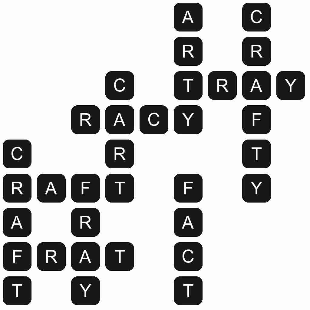 Wordscapes level 4222 answers