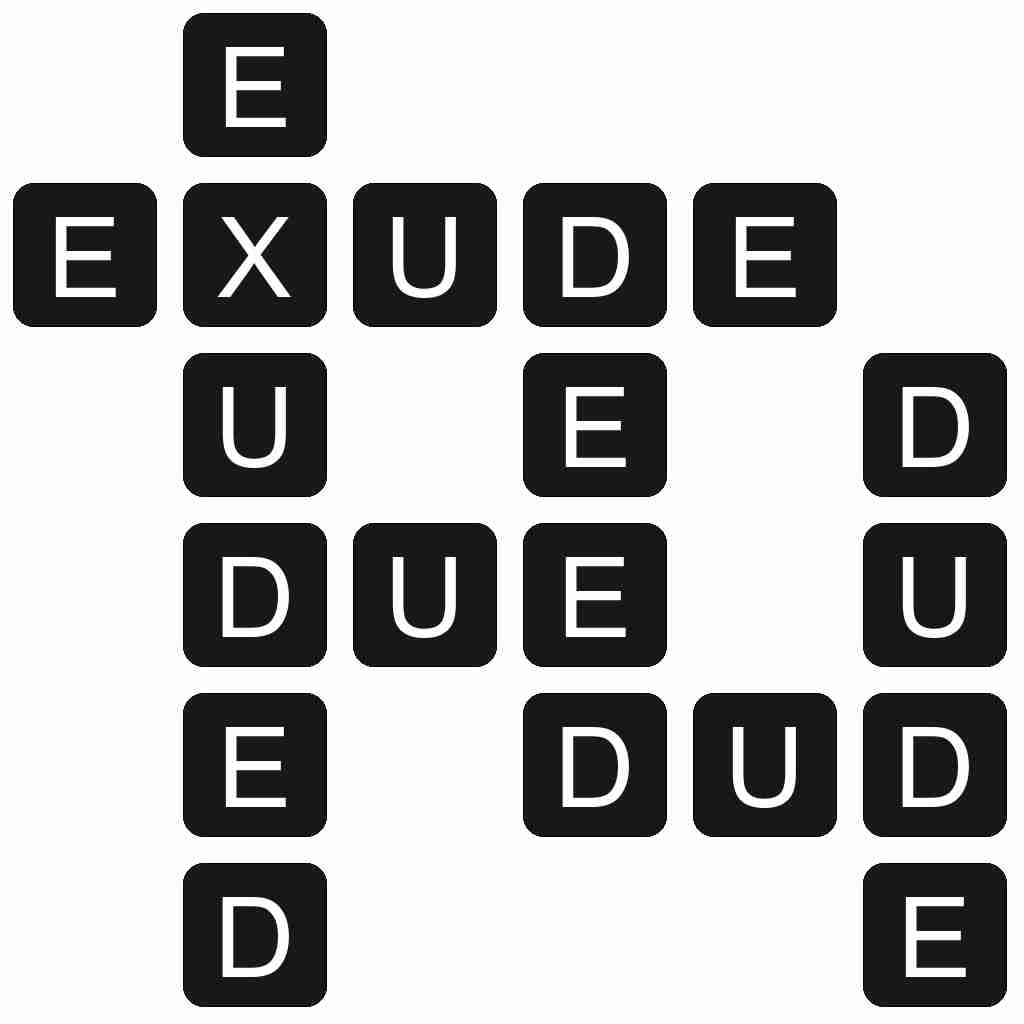 Wordscapes level 4235 answers