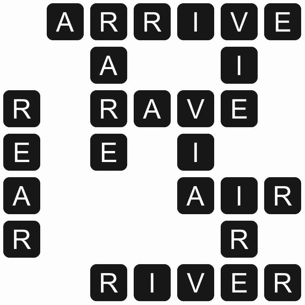 Wordscapes level 4295 answers