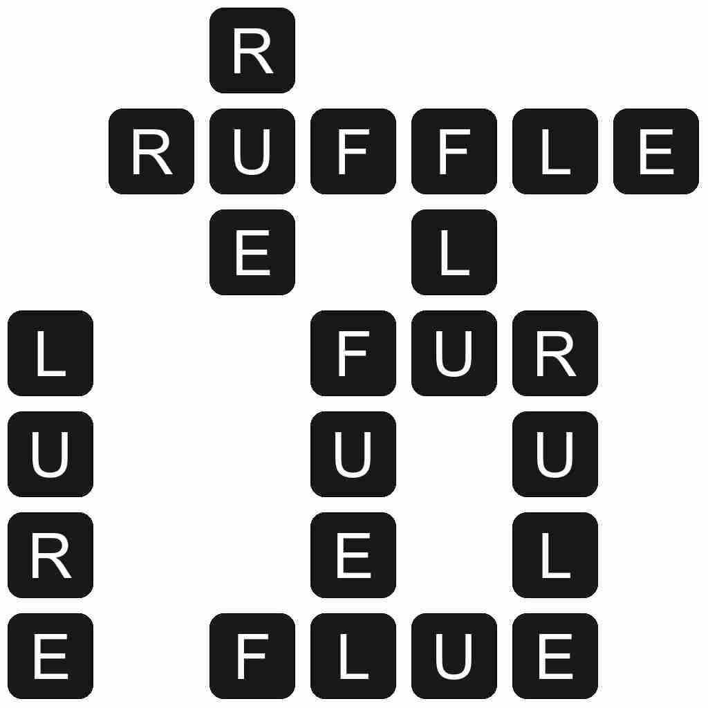 Wordscapes level 435 answers