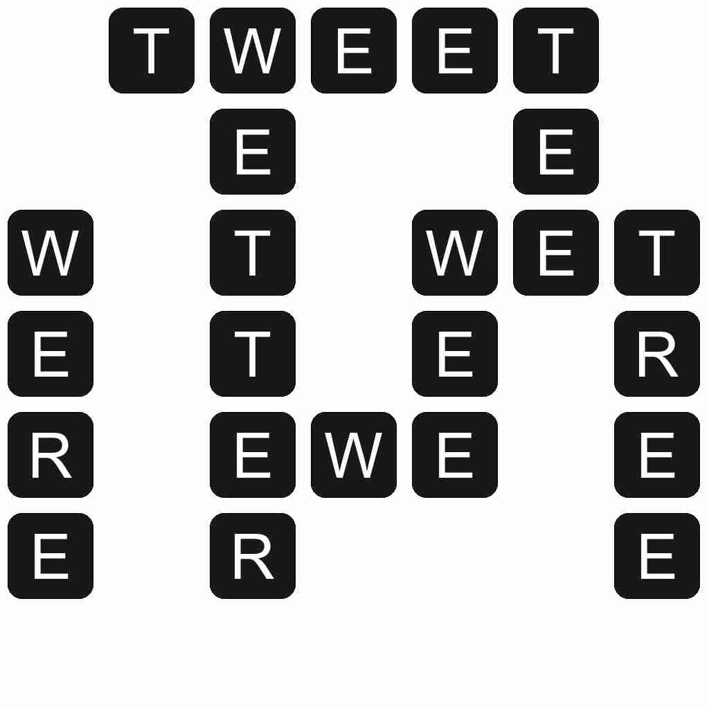Wordscapes level 4365 answers