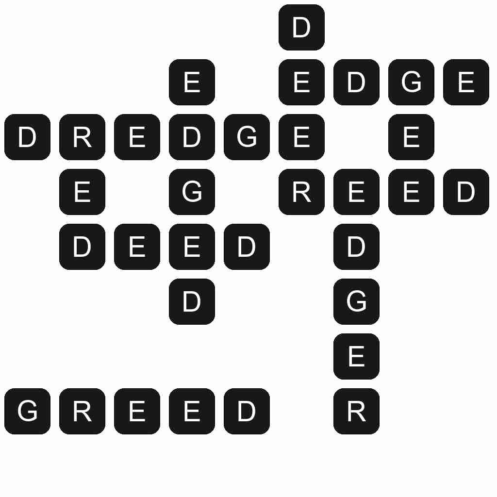 Wordscapes level 446 answers