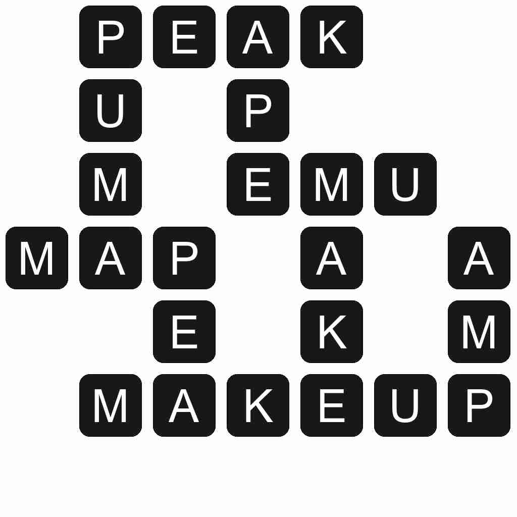 Wordscapes level 453 answers