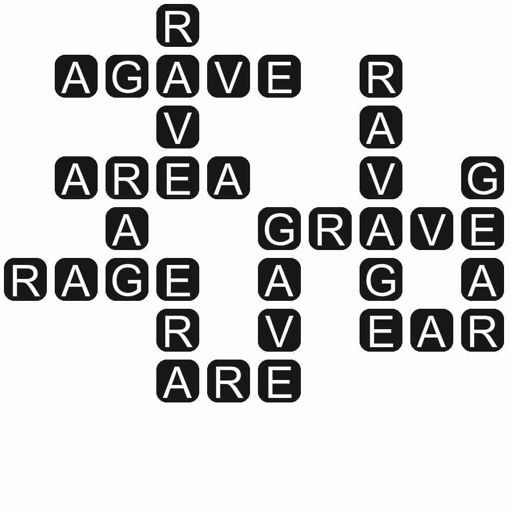 Wordscapes level 4570 answers