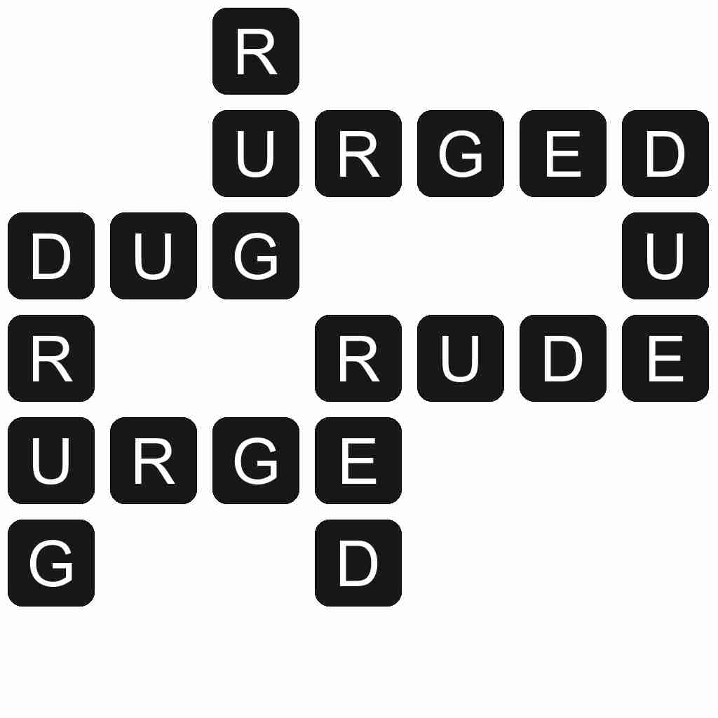 Wordscapes level 45 answers