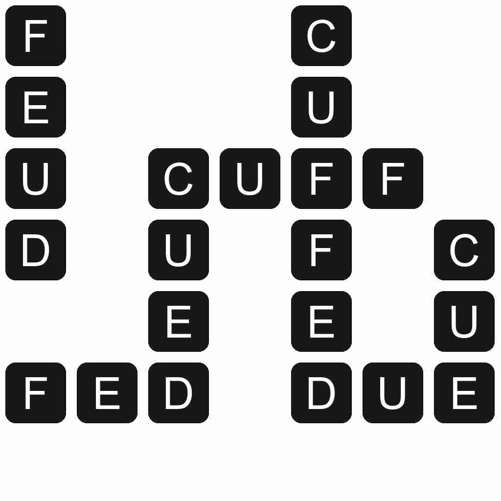 Wordscapes level 4635 answers