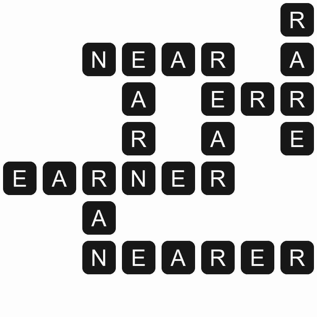 Wordscapes level 4639 answers