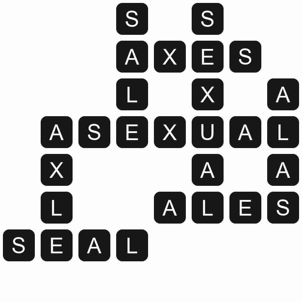 Wordscapes level 4641 answers