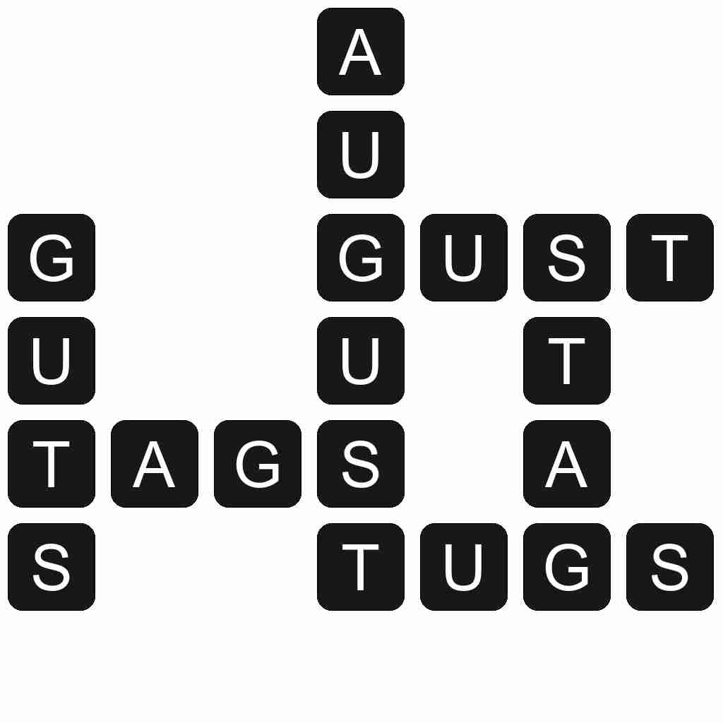 Wordscapes level 4679 answers
