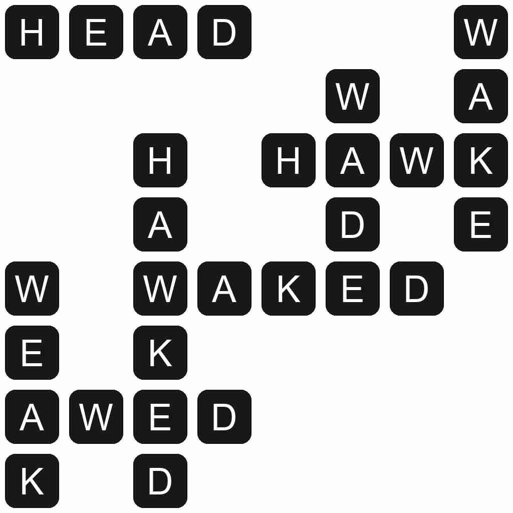 Wordscapes level 4691 answers