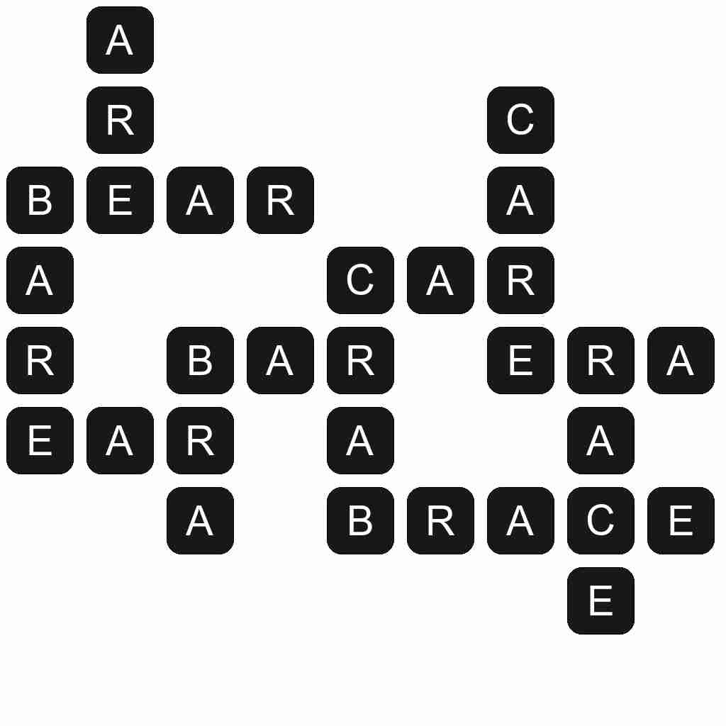 Wordscapes level 46 answers