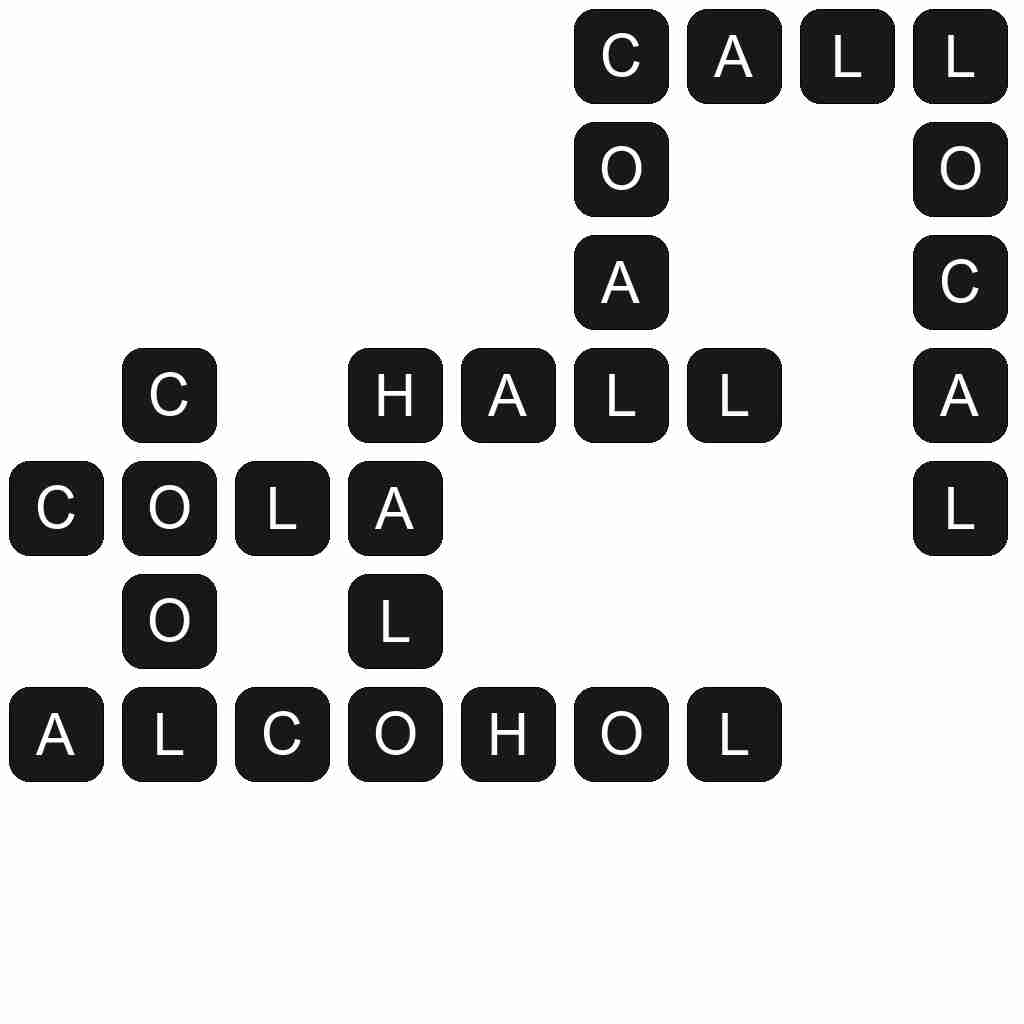 Wordscapes level 4705 answers