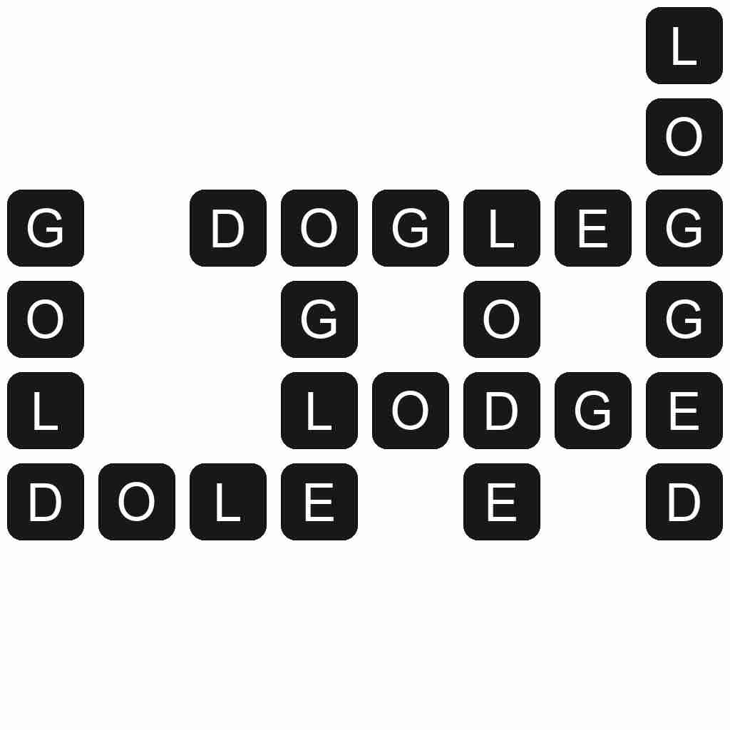 Wordscapes level 4729 answers
