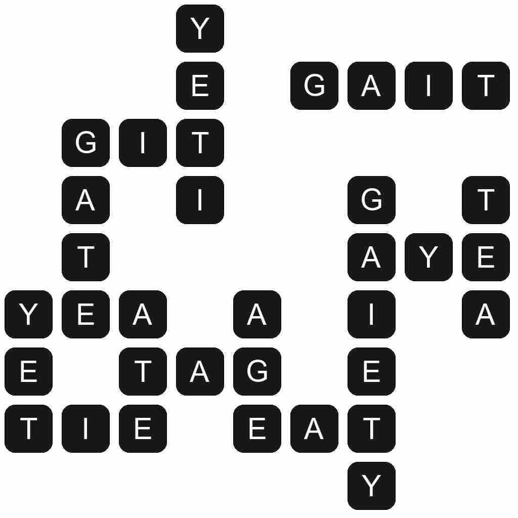 Wordscapes level 4754 answers