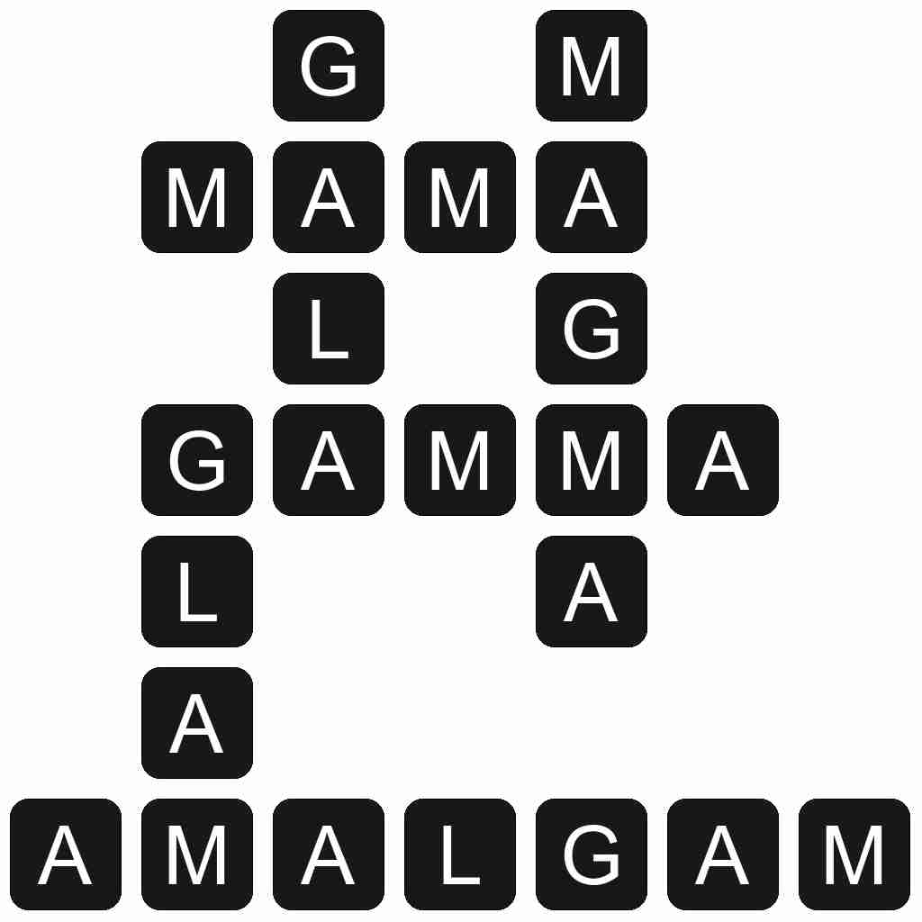 Wordscapes level 4782 answers