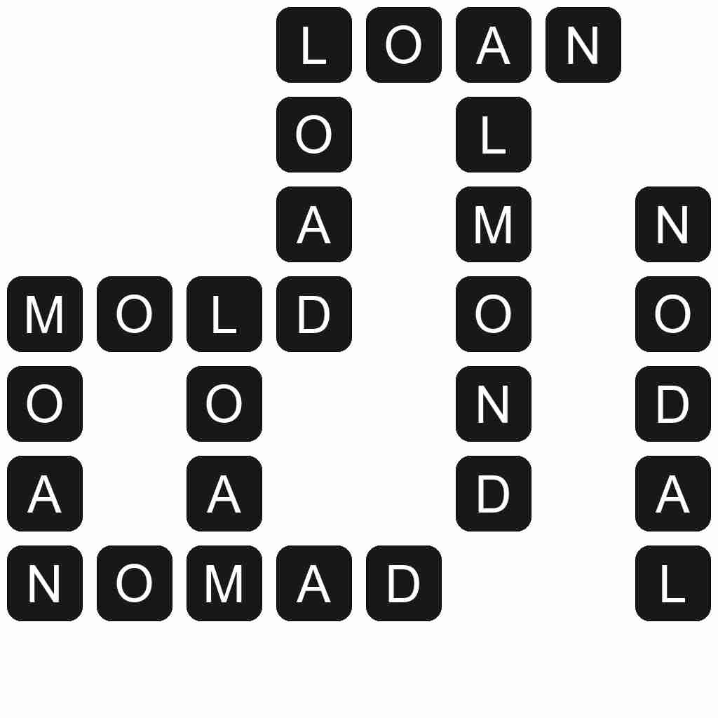 Wordscapes level 4798 answers