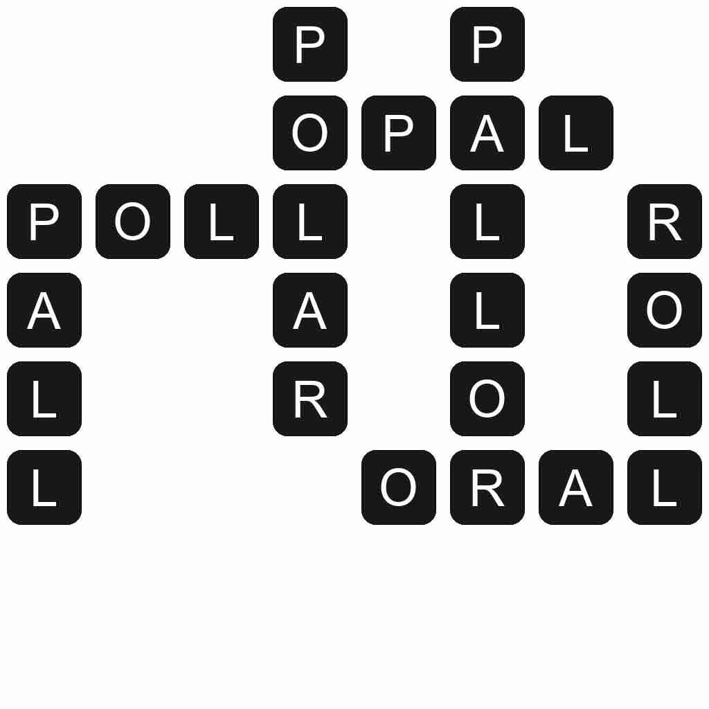 Wordscapes level 4799 answers