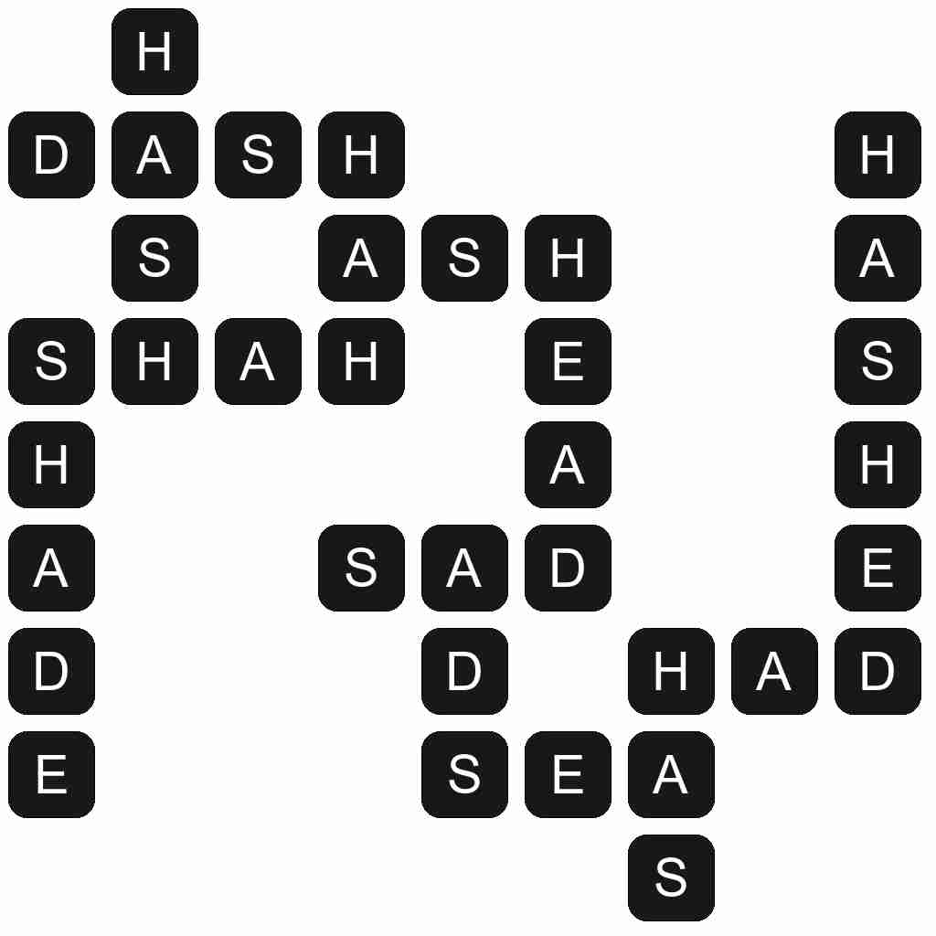 Wordscapes level 4811 answers