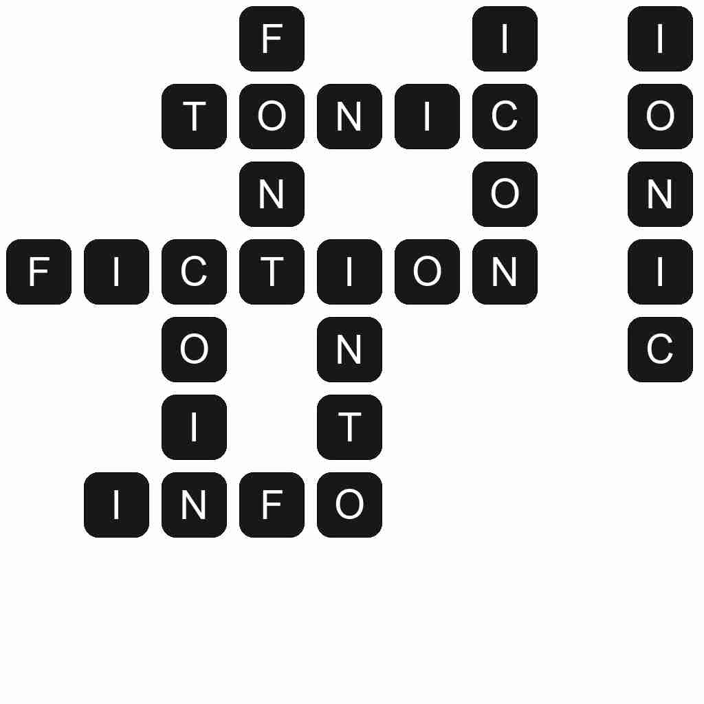Wordscapes level 4898 answers