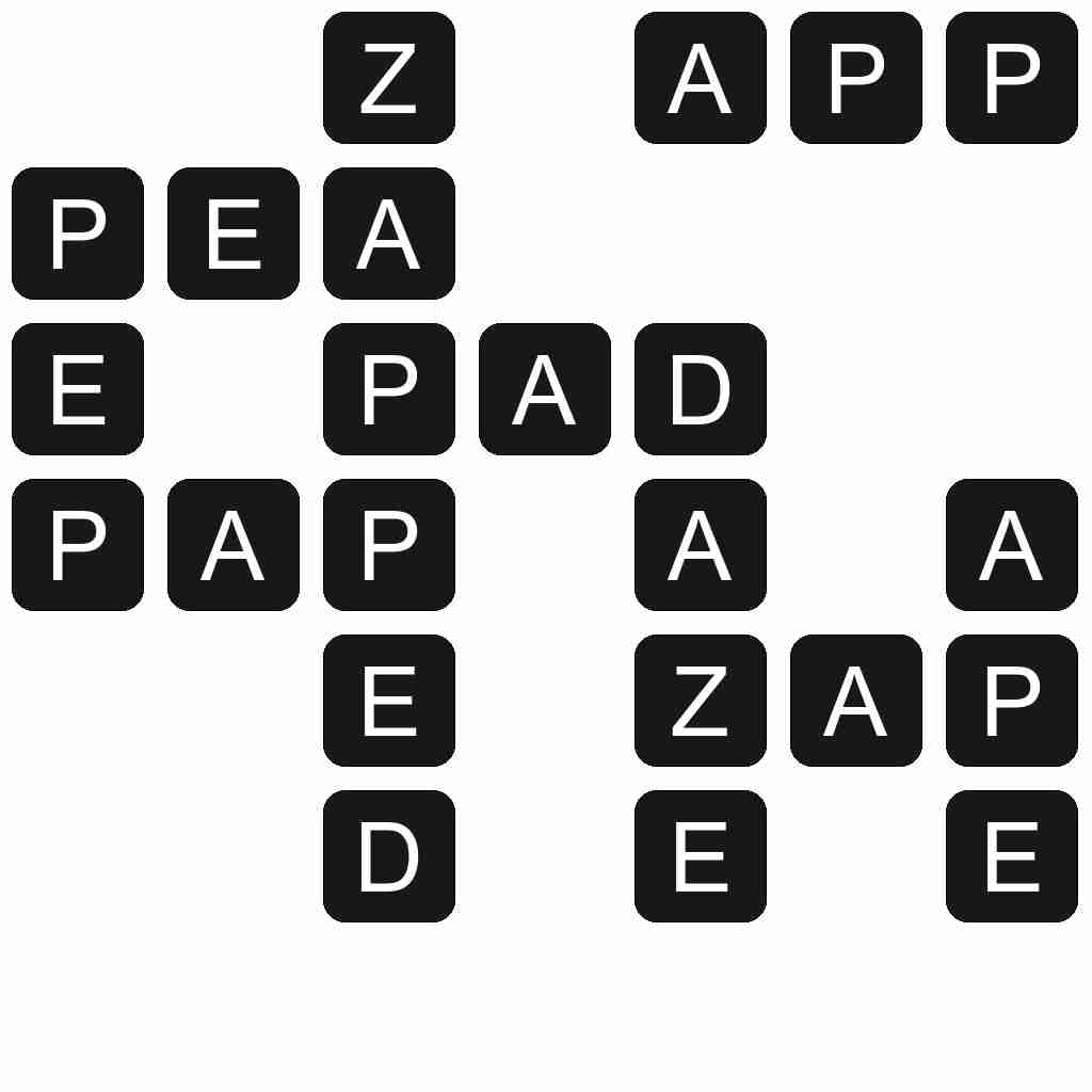 Wordscapes level 4901 answers