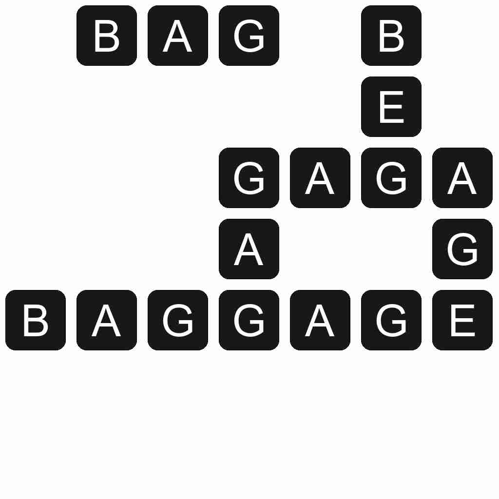 Wordscapes level 4939 answers