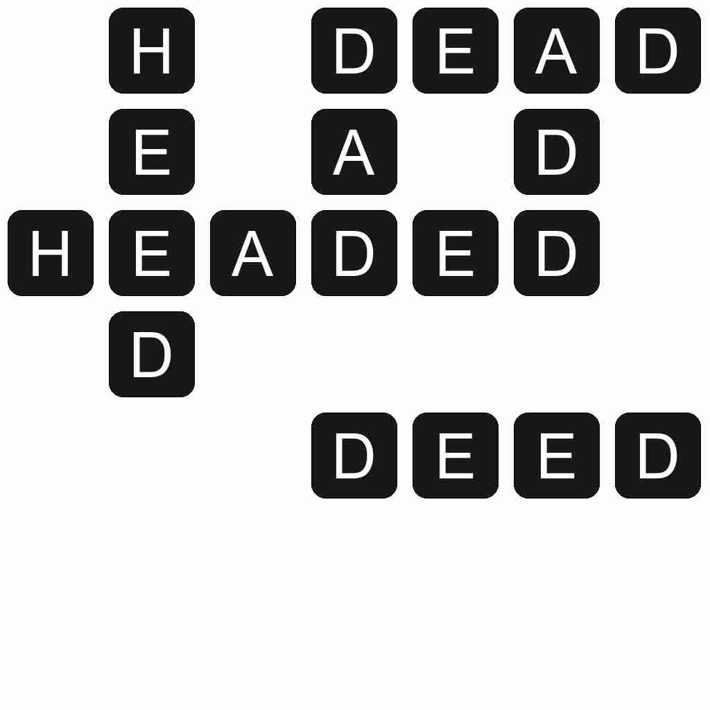 Wordscapes level 4979 answers