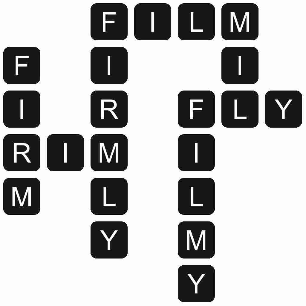 Wordscapes level 4989 answers