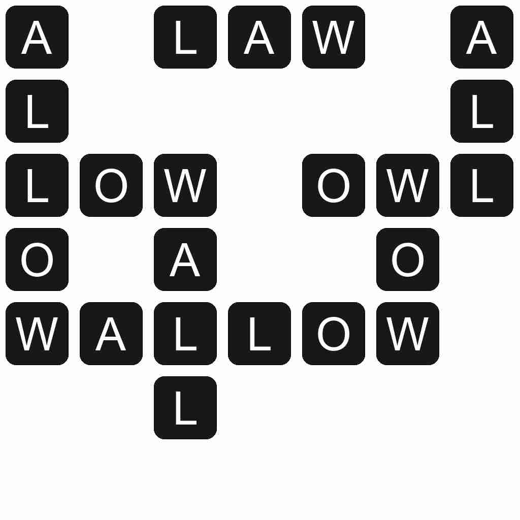 Wordscapes level 5011 answers