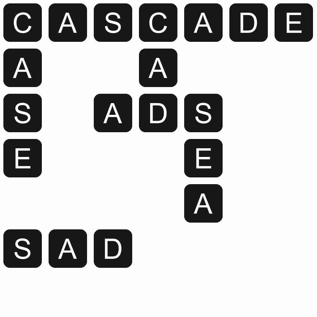 Wordscapes level 501 answers
