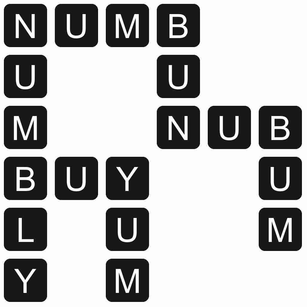 Wordscapes level 5035 answers
