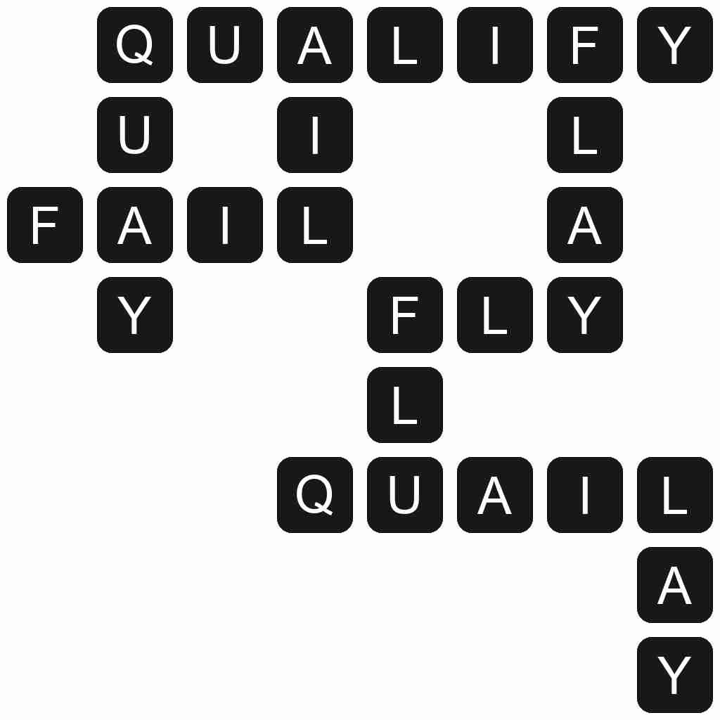 Wordscapes level 5037 answers