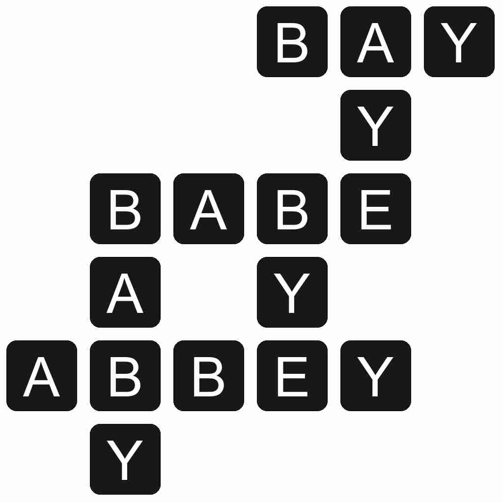 Wordscapes level 50 answers