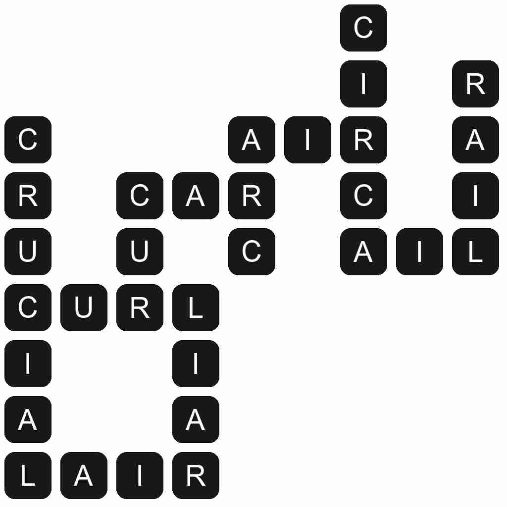 Wordscapes level 5157 answers