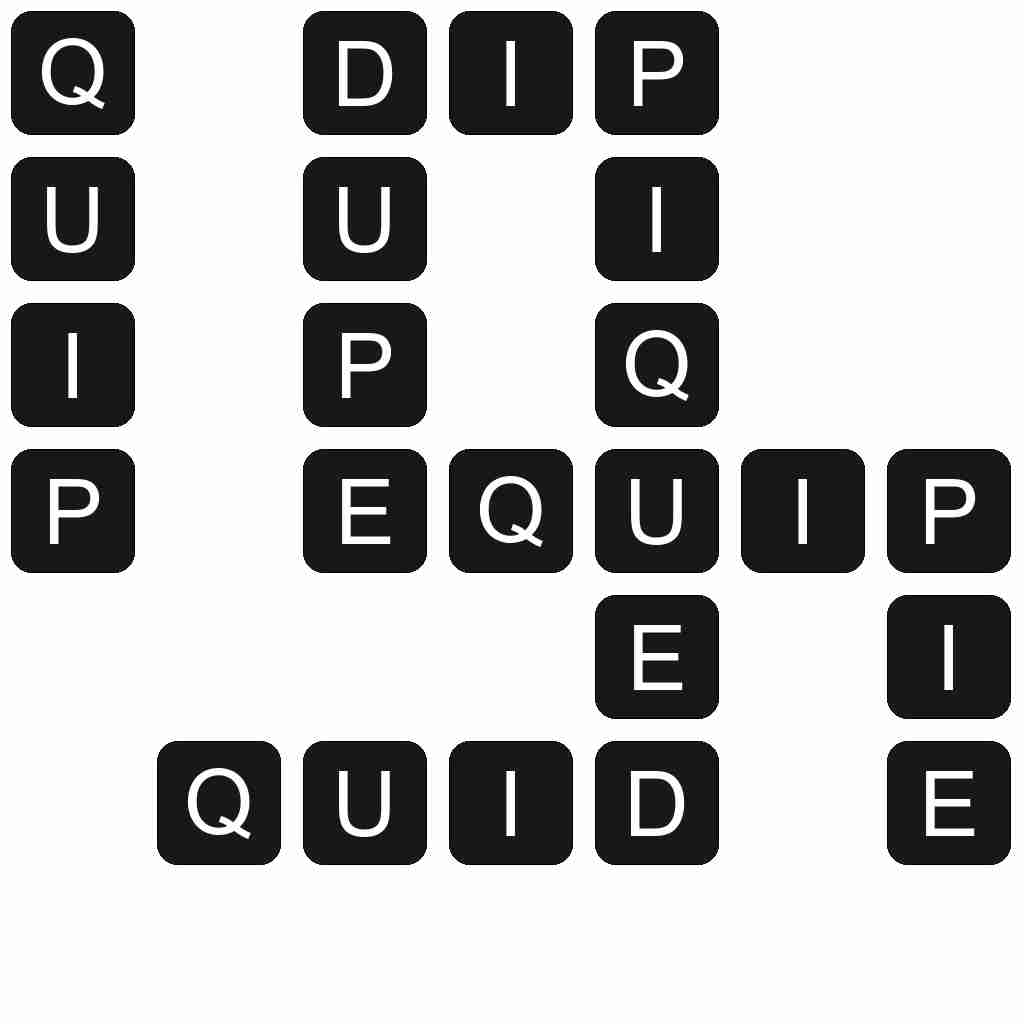 Wordscapes level 5169 answers