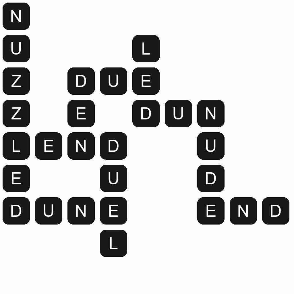 Wordscapes level 5235 answers