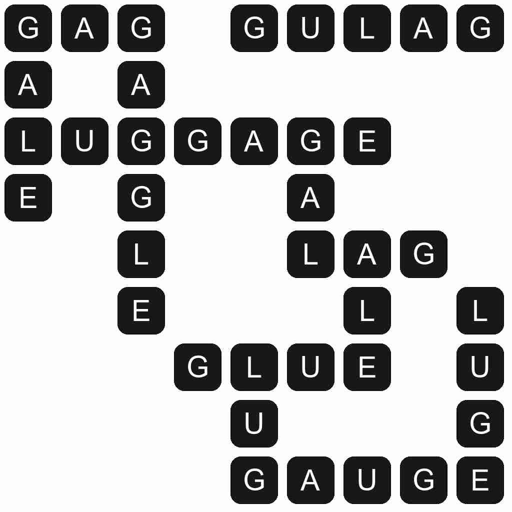 Wordscapes level 5241 answers