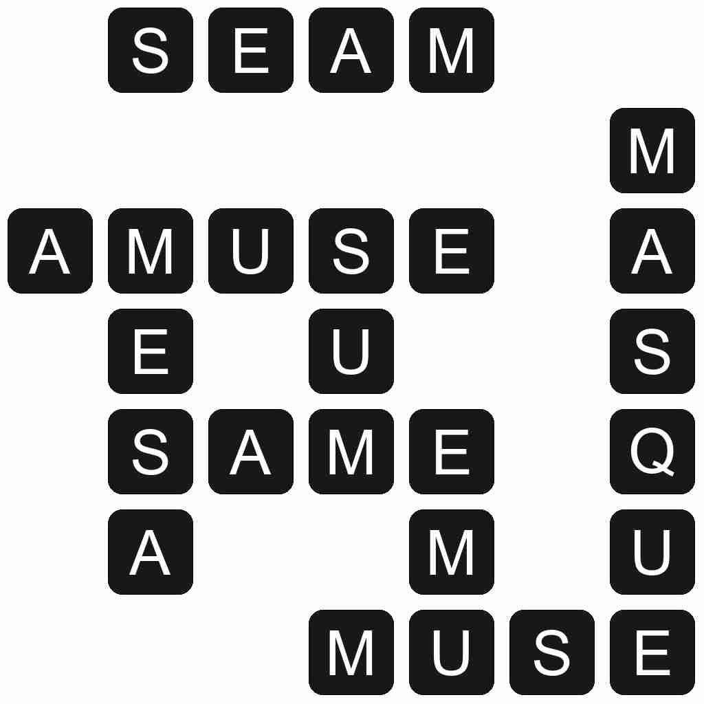 Wordscapes level 5243 answers