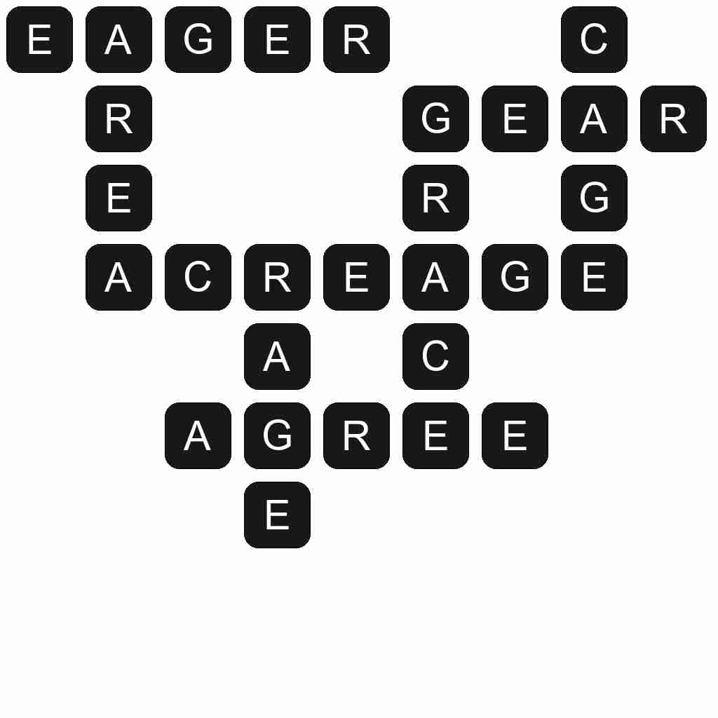 Wordscapes level 5265 answers