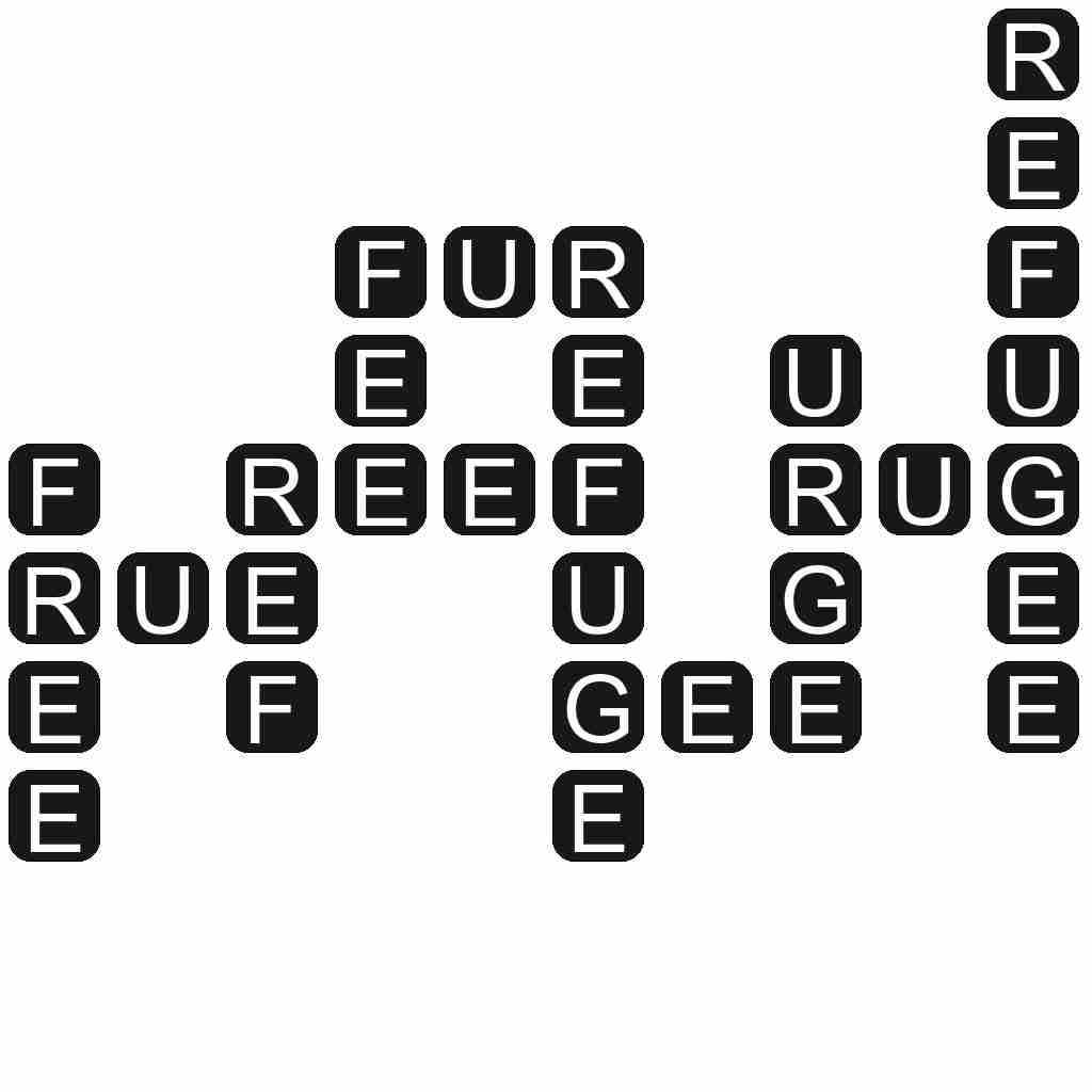 Wordscapes level 5298 answers