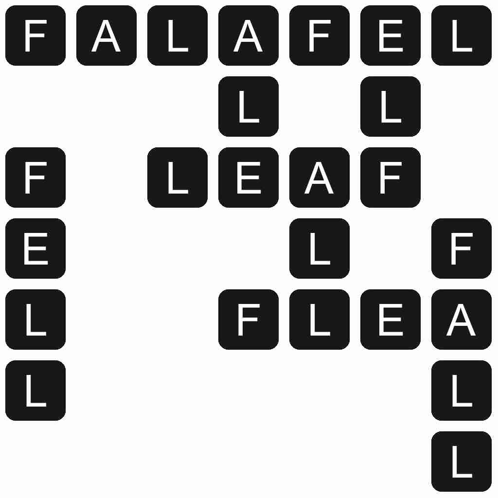 Wordscapes level 5317 answers