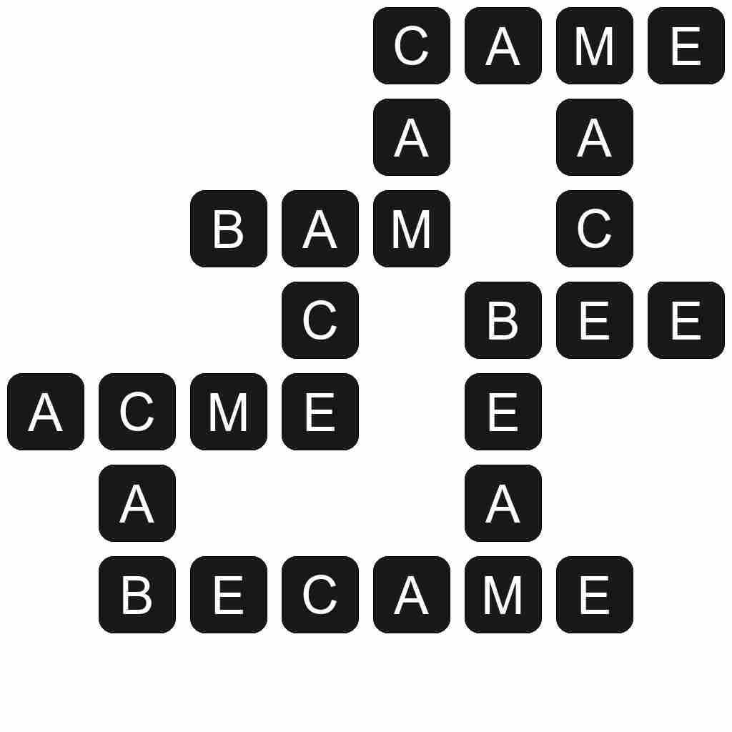 Wordscapes level 5363 answers