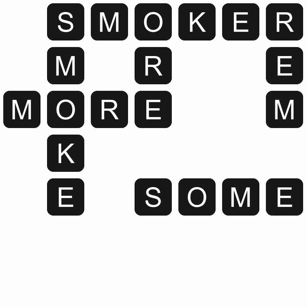 Wordscapes level 5369 answers