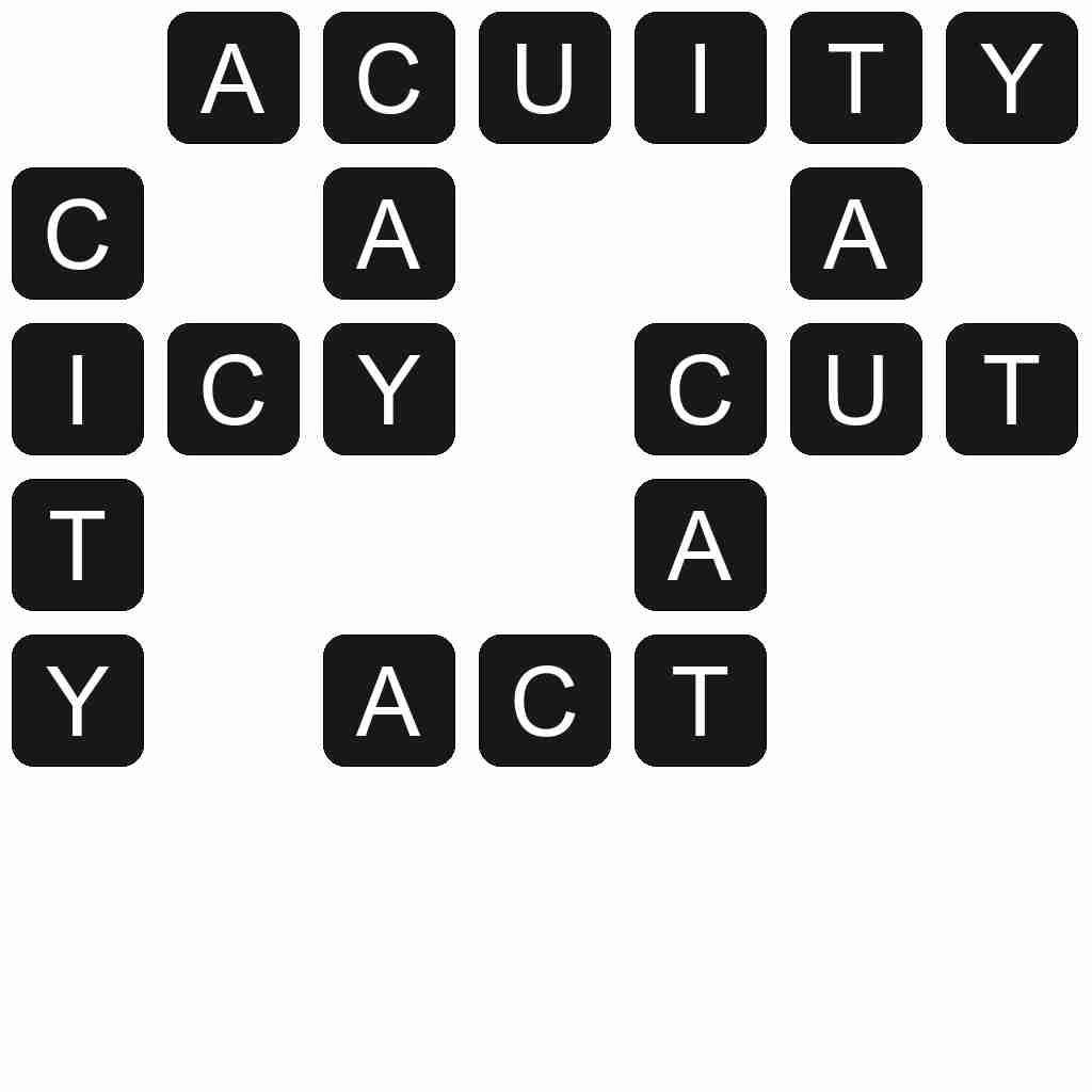 Wordscapes level 5371 answers
