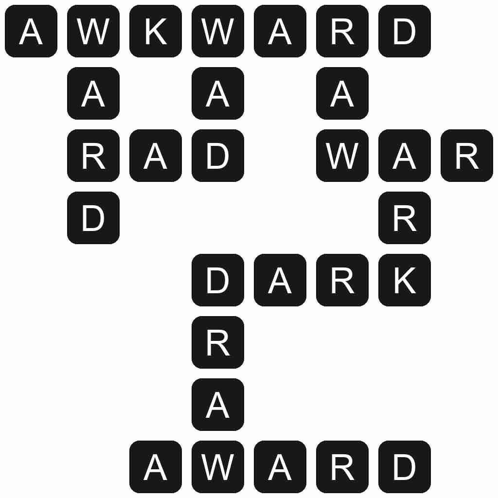 Wordscapes level 5389 answers