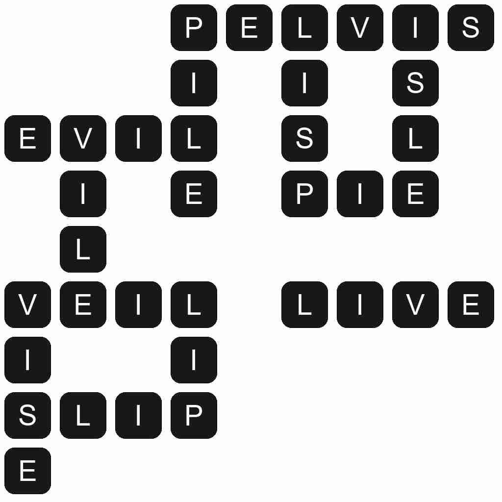 Wordscapes level 5405 answers