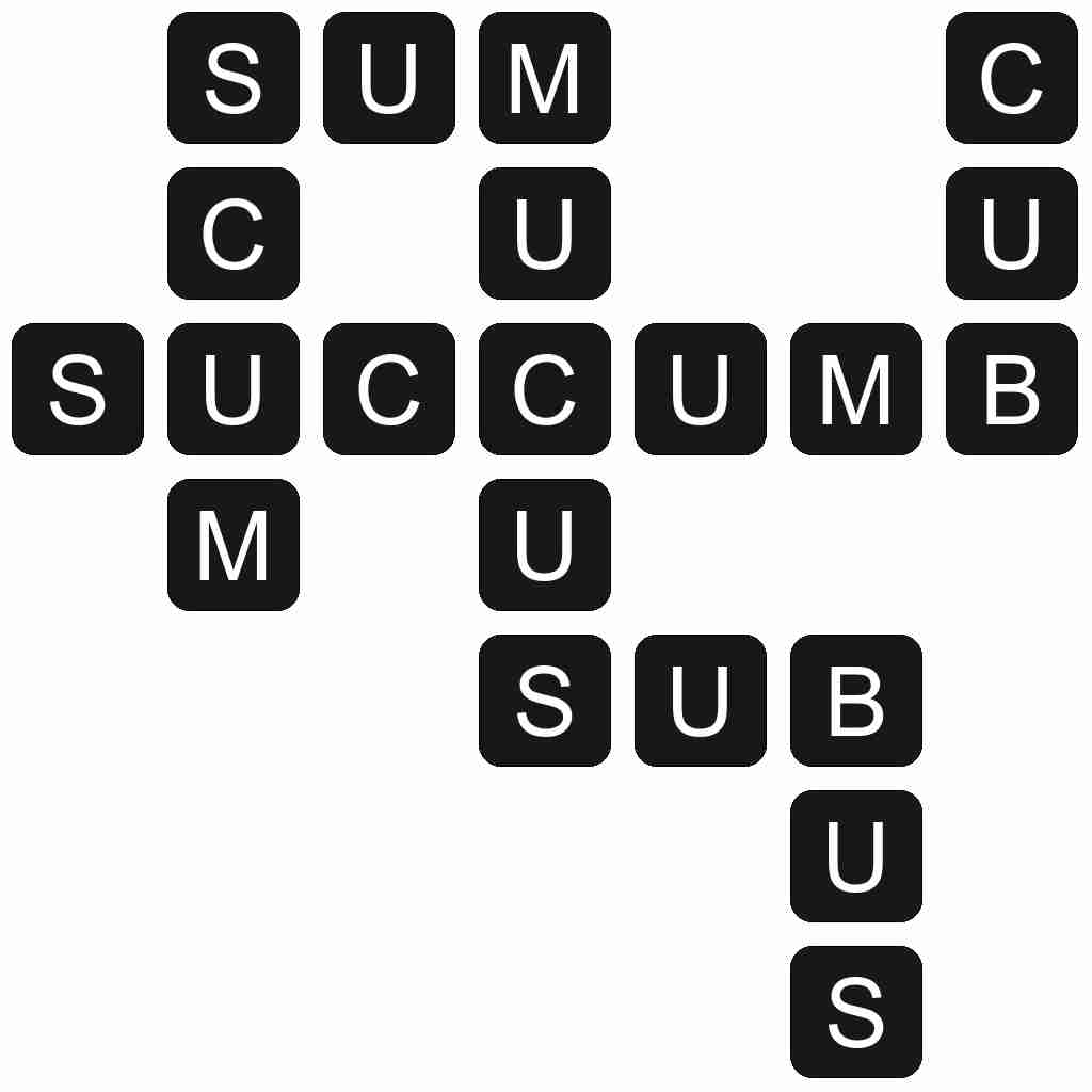 Wordscapes level 5473 answers