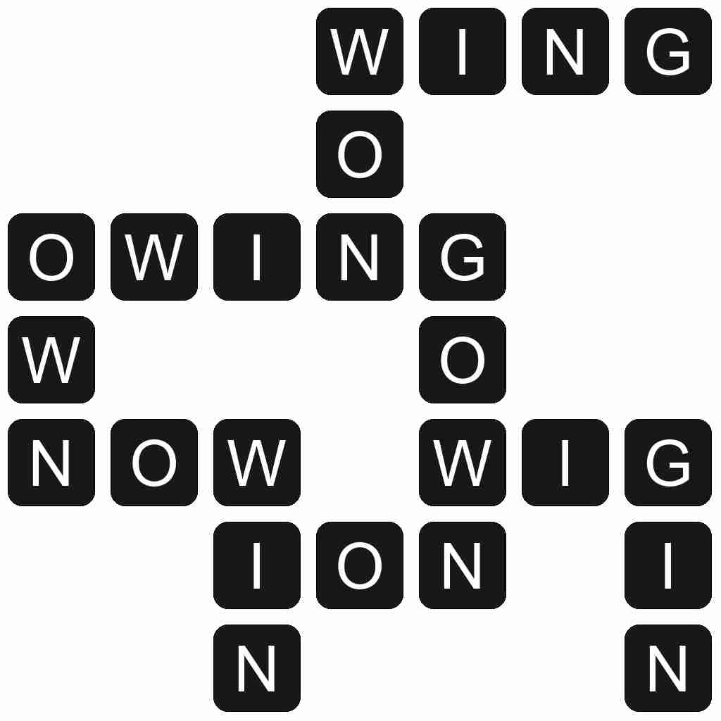 Wordscapes level 54 answers