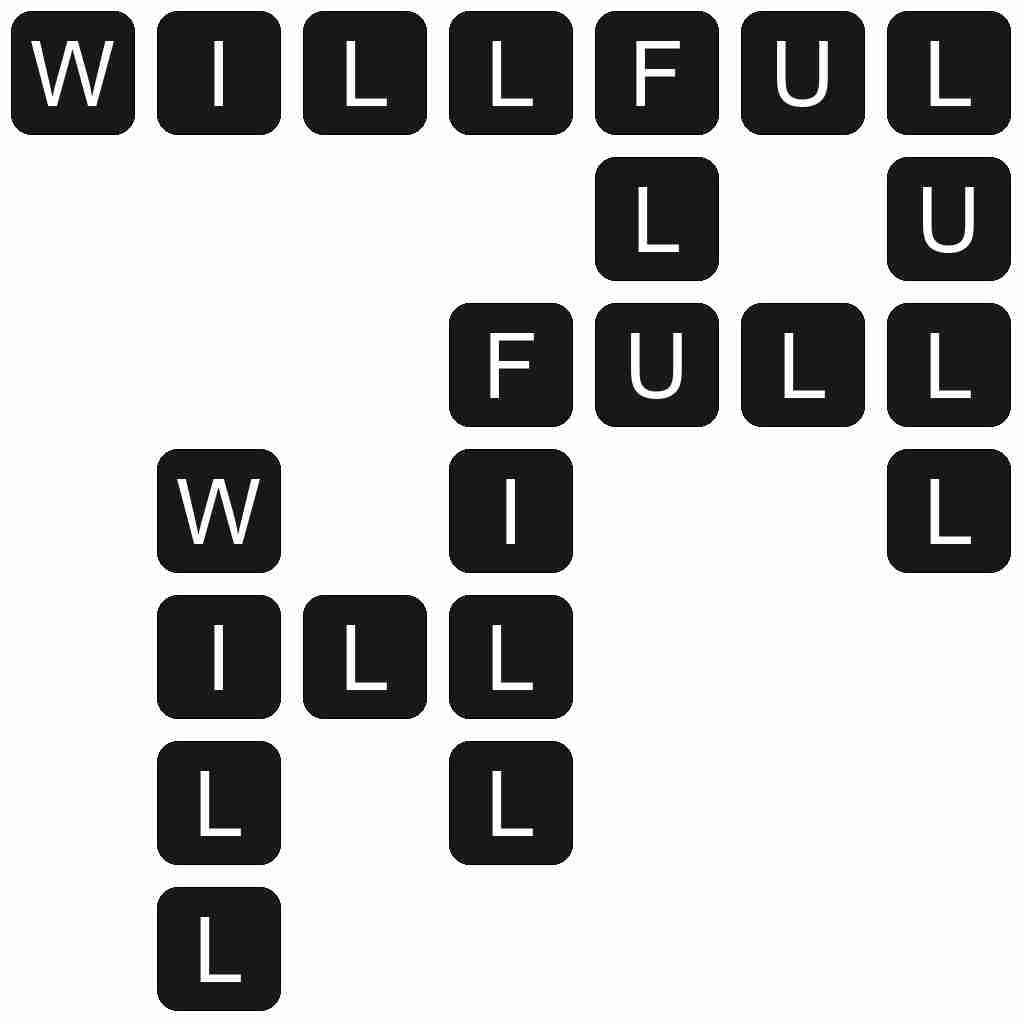 Wordscapes level 5539 answers